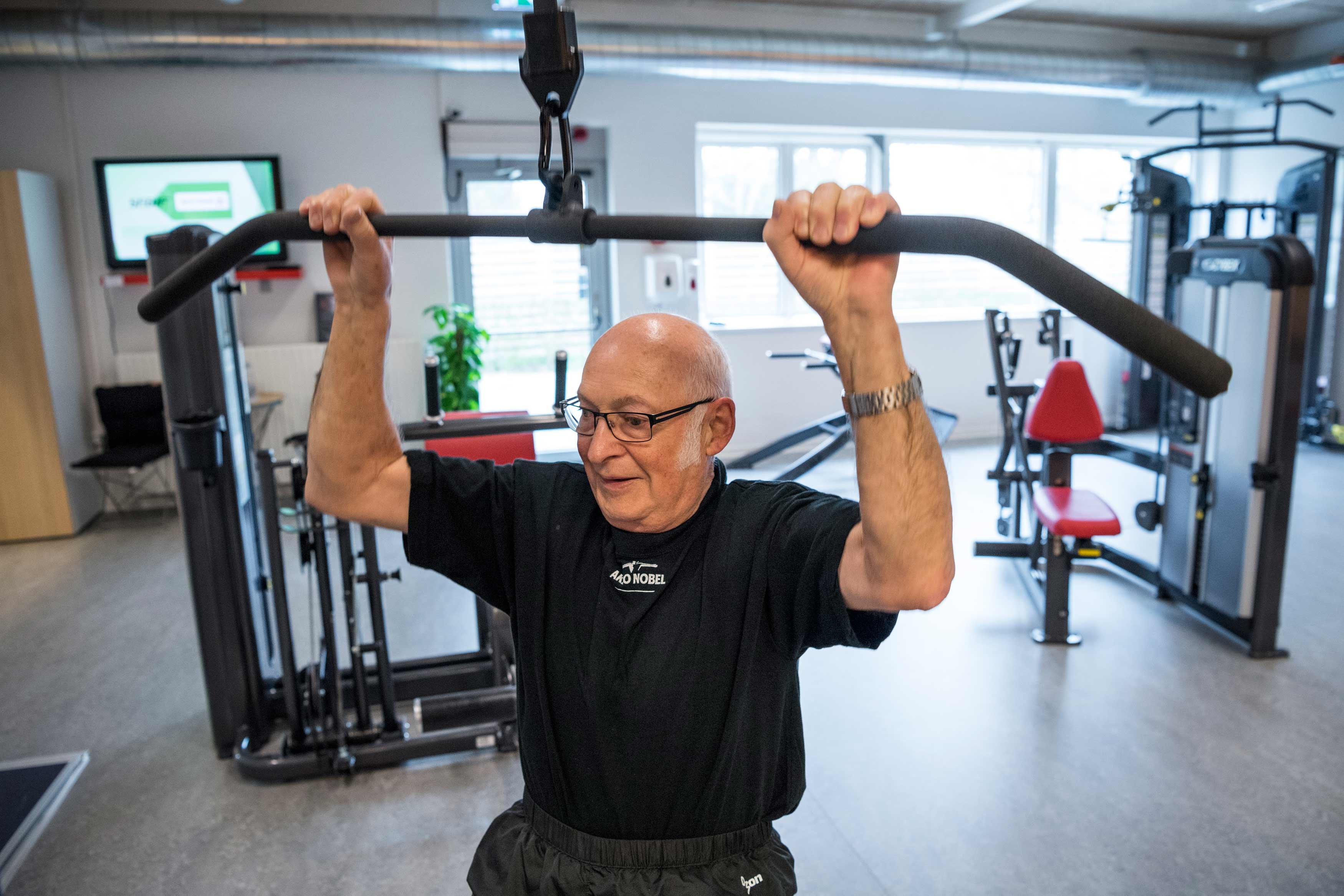 styrketræning redskaber